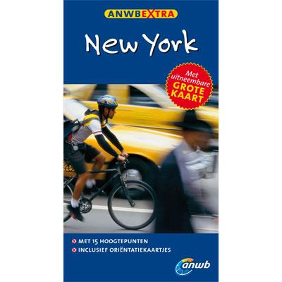 ANWB extra reisgids New York